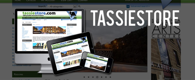 Tassie Store:  Online e-Commerce Portal