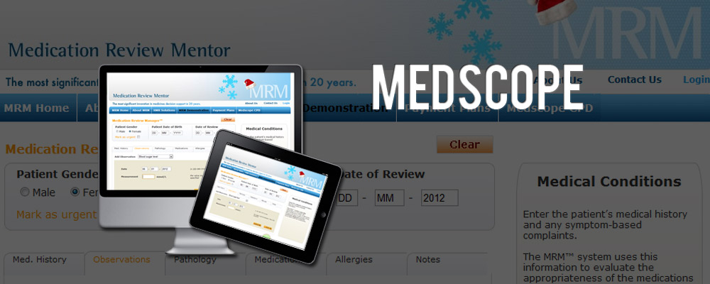 Medscope: Expert System