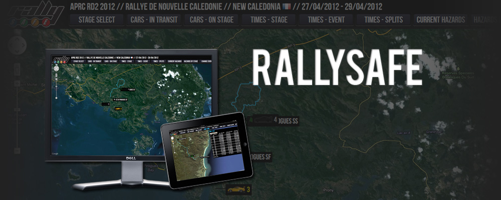 RallySafe: Tracking and Control