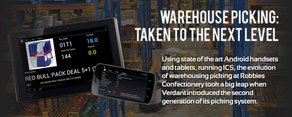 Warehouse Picking: Evolved